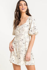 Tayte Floral Dress