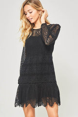 Madeline Lace Dress