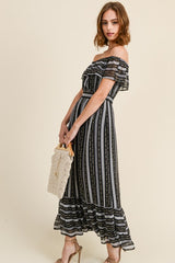 Aisle Maxi Dress