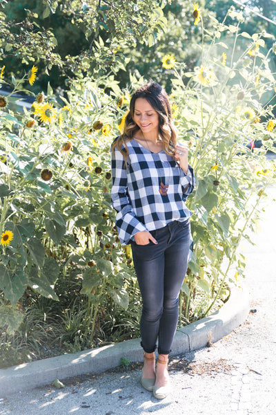 Dolly Gingham Blouse