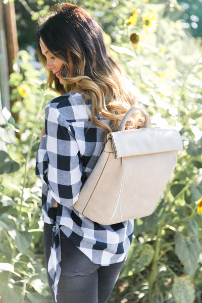 Aspen Backpack Purse