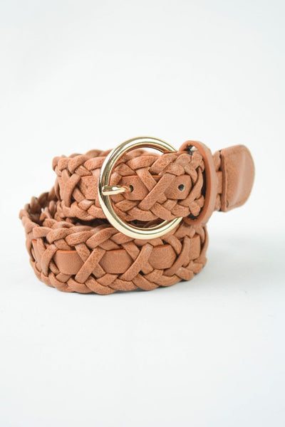 Braided Belts - 2 colors