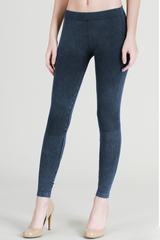Denim Wash Leggings