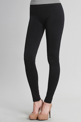 Black Ankle Length Leggings