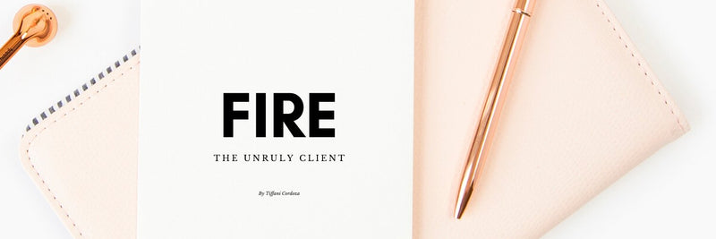 Fire Clients Without Fear | Cordoza Nail Supply