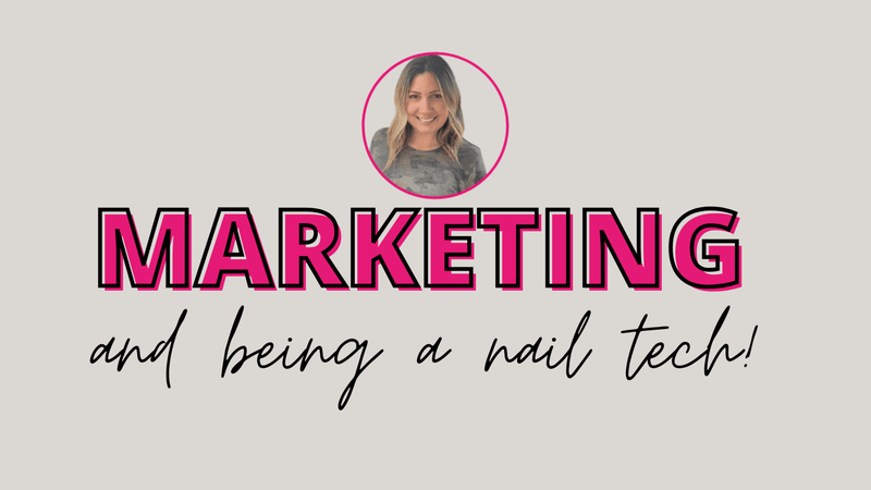 Nail Tech + Marketing | Cordoza Nail Supply