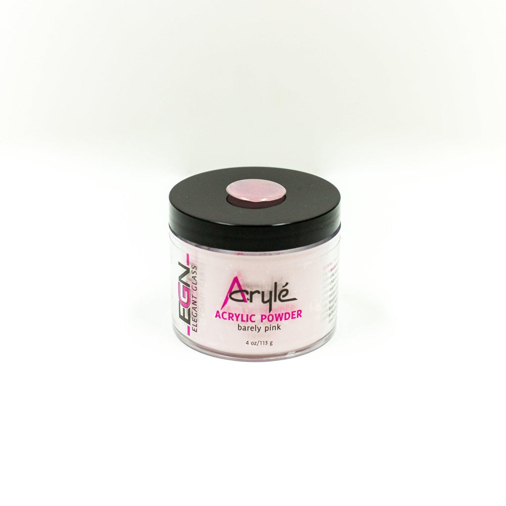 Barely Pink Acrylic Powder - Cordoza Nail Supply