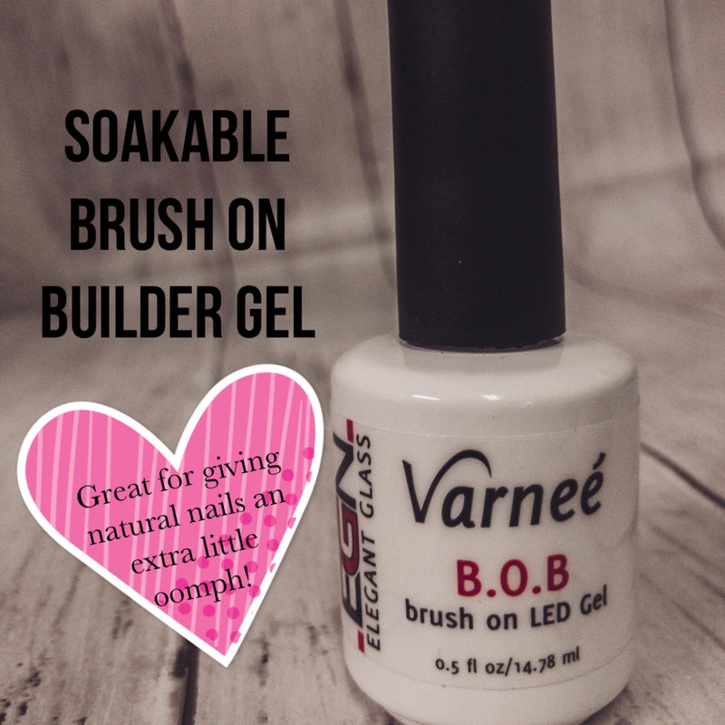 B.O.B Brush On Builder - Cordoza Nail Supply