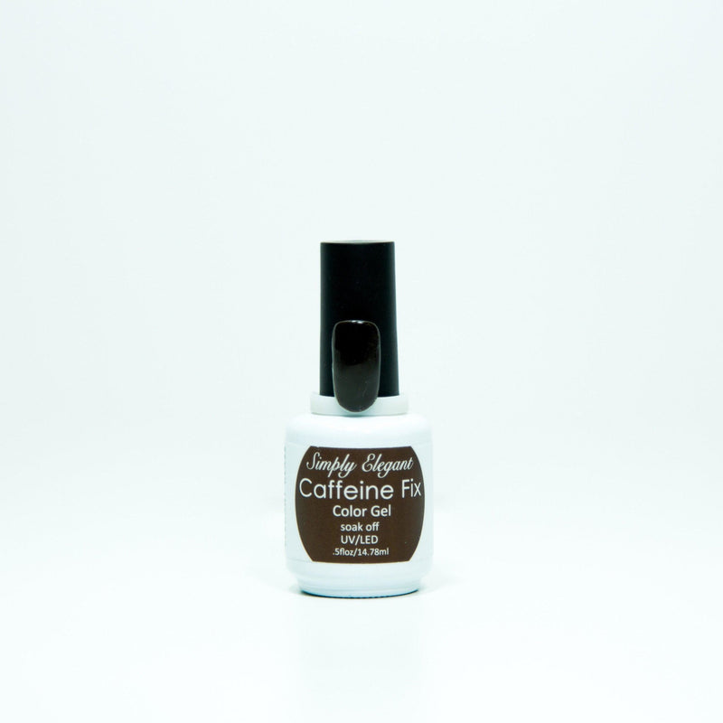 Caffeine Fix Gel Polish - Cordoza Nail Supply