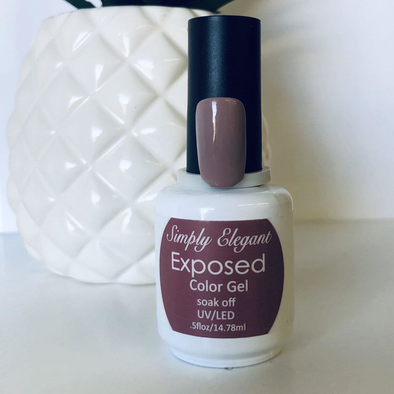 Exposed Gel Polish - Cordoza Nail Supply