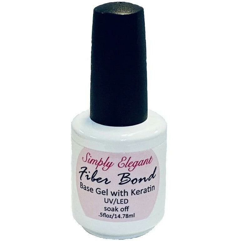 Fiber Bond Base Coat - Cordoza Nail Supply
