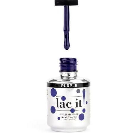 Lac It! Purple - Cordoza Nail Supply