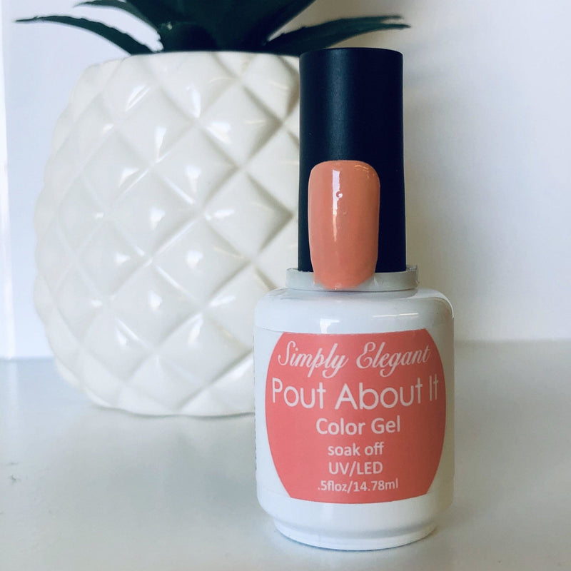 Pout About It Gel Polish - Cordoza Nail Supply