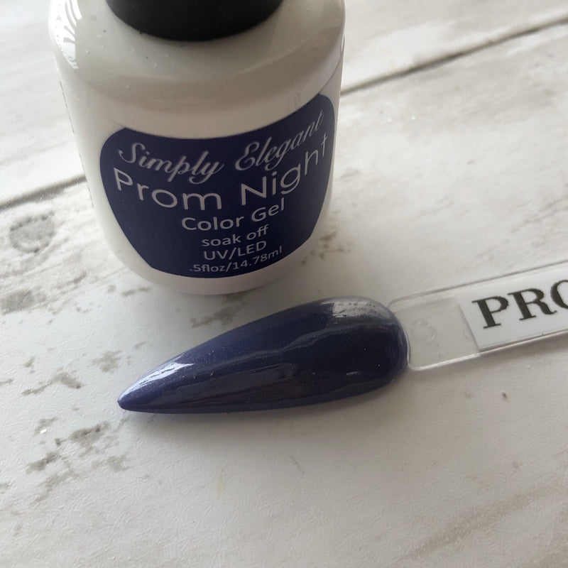 Prom Night Gel Polish - Cordoza Nail Supply