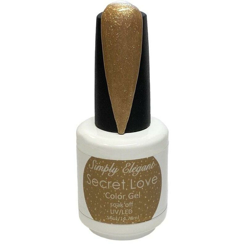 Secret Love Gel Polish - Cordoza Nail Supply