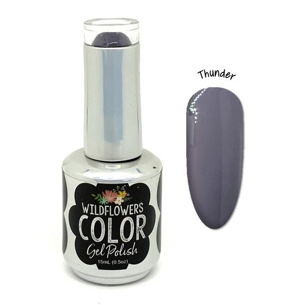 Wildflowers Color Gel Thunder - Cordoza Nail Supply