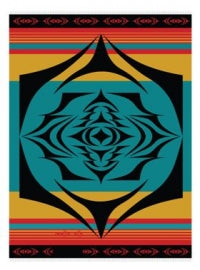 Canadian Indigenous Artwork Blankets