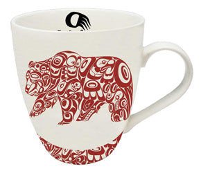 First Nations Art Cozy Mugs - 16oz