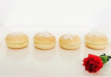 Hand Made Maple French Macarons