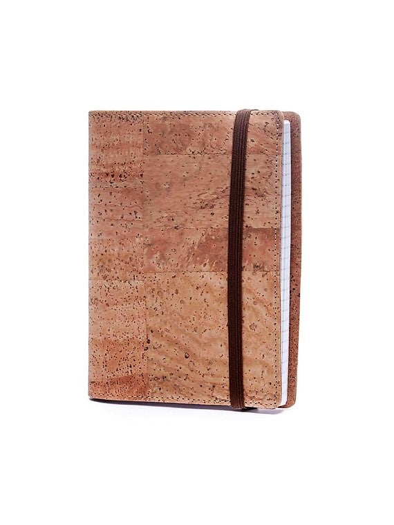 Hand Crafted Cork Notebook