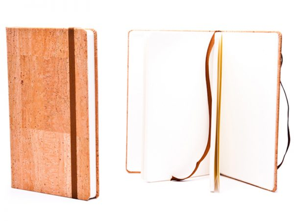 Hand Crafted Cork Notebooks