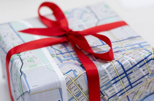 Deluxe Gift Wrap- With or Without Branding