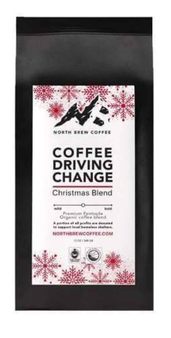 North Brew Christmas Coffee