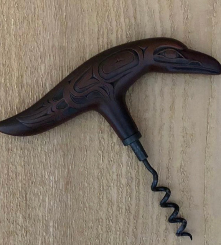 Indigenous Designed Corkscrew