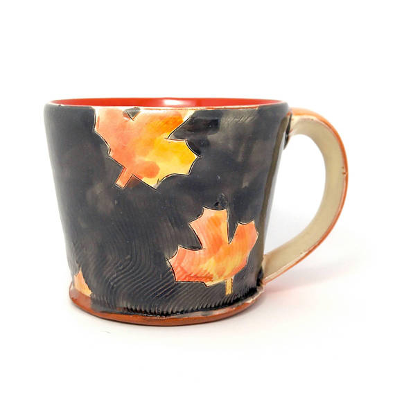 Large & Lightweight Custom Made Mug