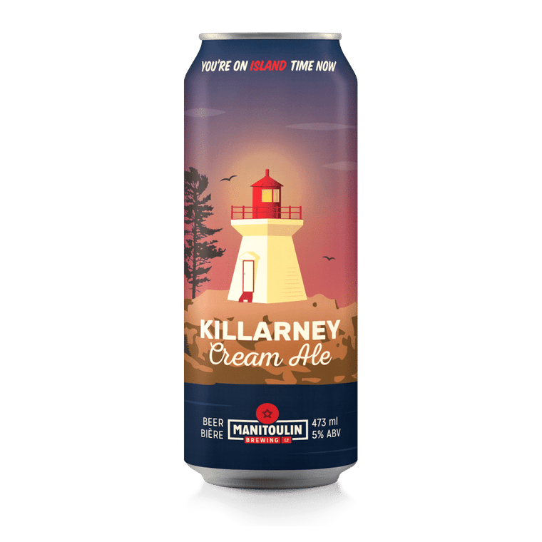 Manitoulin Brewing Company Craft Beers