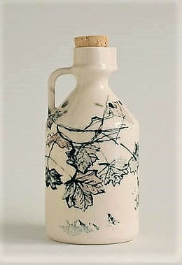 Ceramic Maple Syrup Carafe