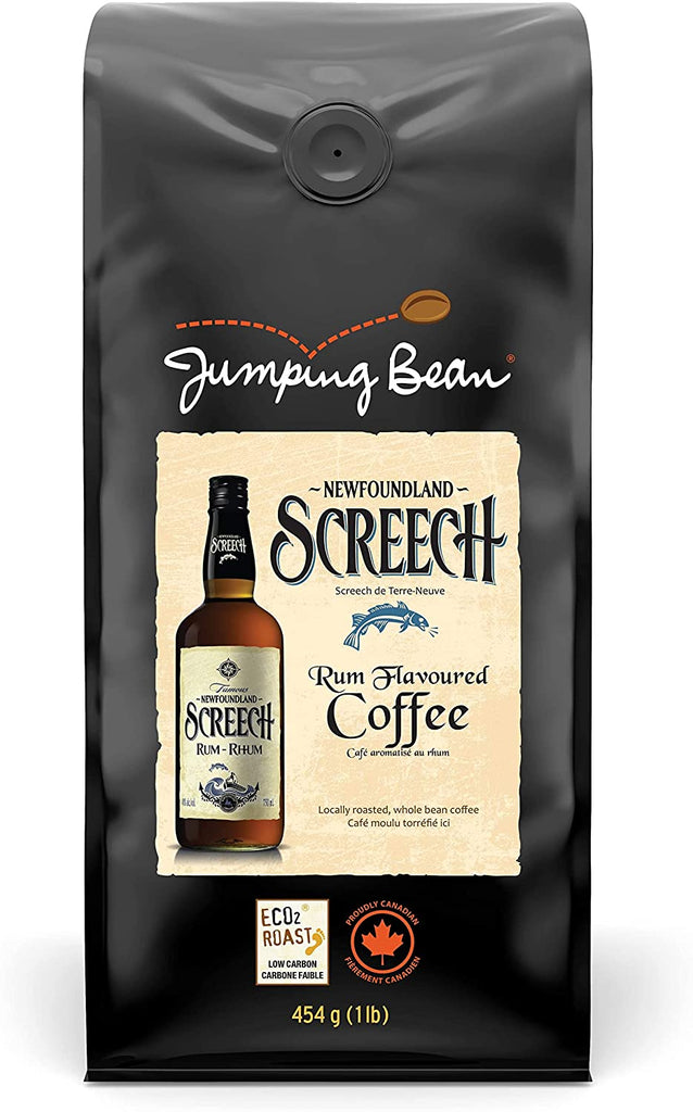 NEWFOUNDLAND -  Jumping Bean Screech Coffee