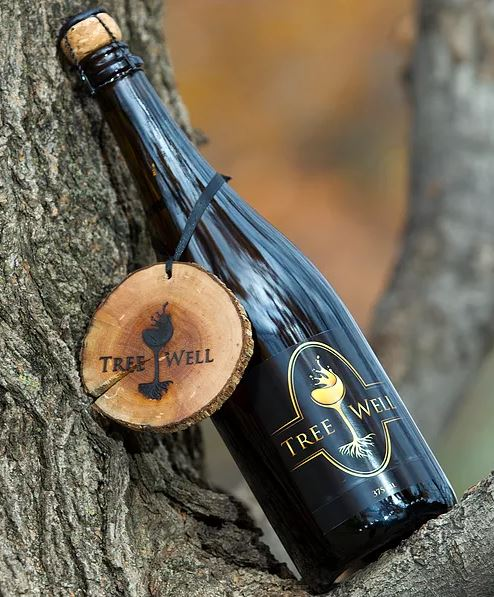 Tree Well Maple Bubbly