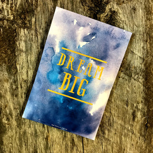 Dream Big Scented Sachet