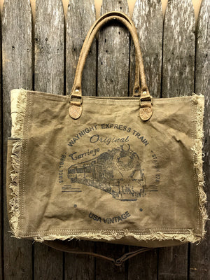 USA Vintage Express Weekender Bag