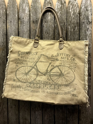 American Bicycle Weekender Bag