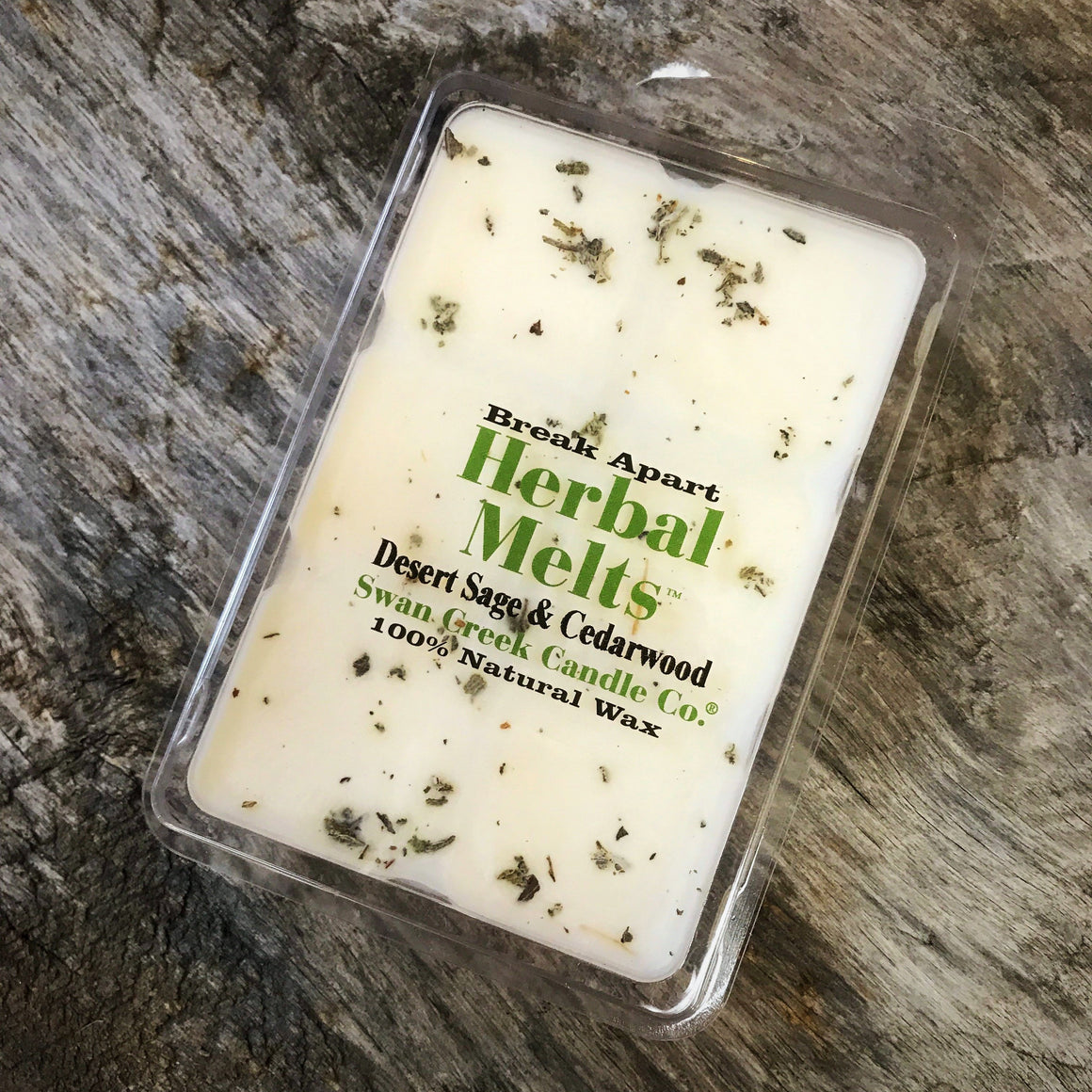 Desert Sage & Cedar Wood Wax Melt