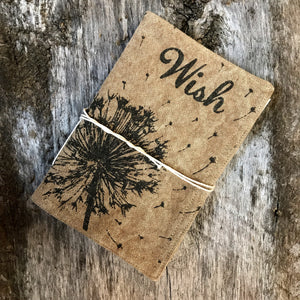 Dandelion Wish Journal
