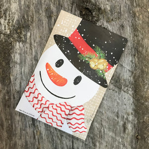 Crafty Snowman Scented Sachet