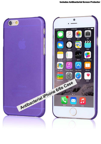 Antibacterial iPhone 6/6S Case AND Screen Protector (4.7 in) *JUST ADDED!* - BioCloak | Solutions LLC