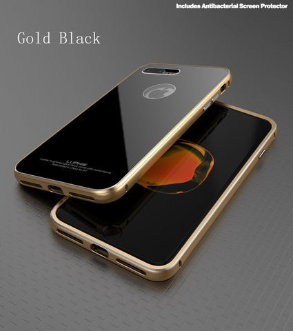Antibacterial Case AND Screen Protector for iPhone 6/6S PLUS (5.5 in) - BioCloak | Solutions LLC