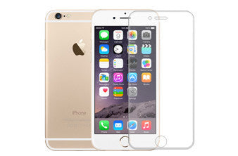 NEW! Antibacterial 3 PACK of Screen Protectors for iPhone 6/6s/7 (4.7 inch) - BioCloak | Solutions LLC