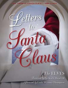 Letters to Santa Claus by The Elves (Christmas)