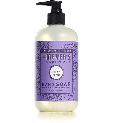 Mrs. Meyers Clean Day in Lilac