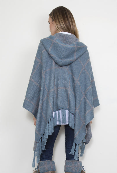 Simply Noelle Hooded Wrap