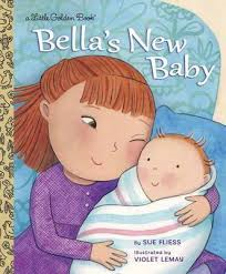 Bellas New Baby, Little Golden Book