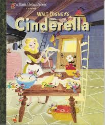 Cinderella, Little Golden Book