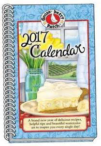 Gooseberry Patch 2017 Appointment Calendar Book