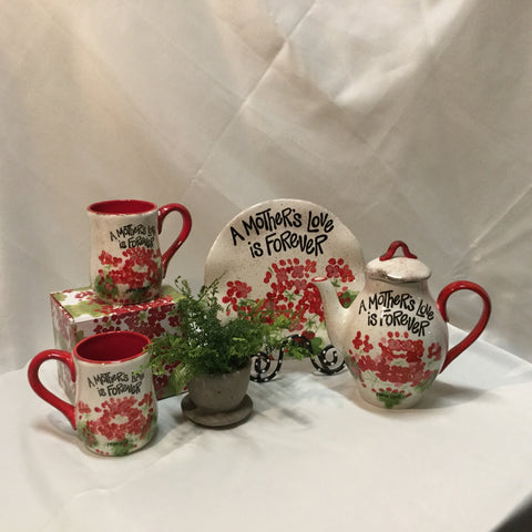 Mother's Love Tea Set