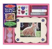Melissa & Doug decorate your own